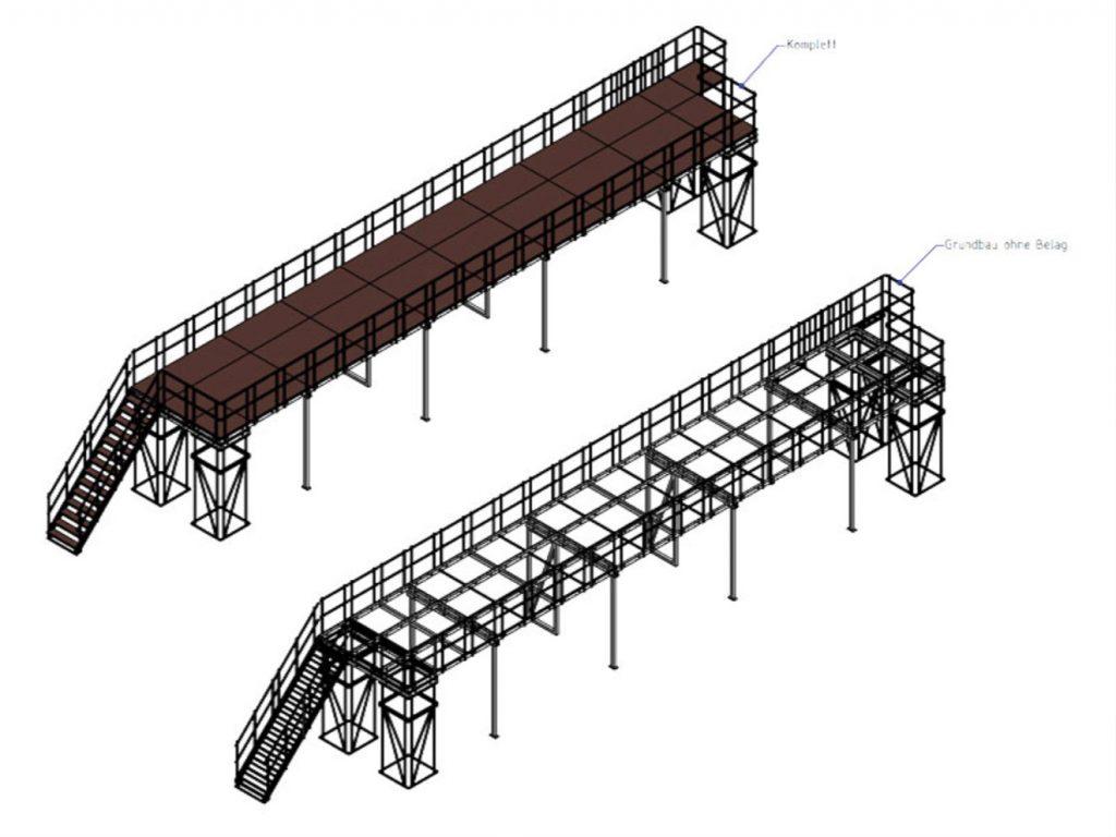 Bühnenbrücken