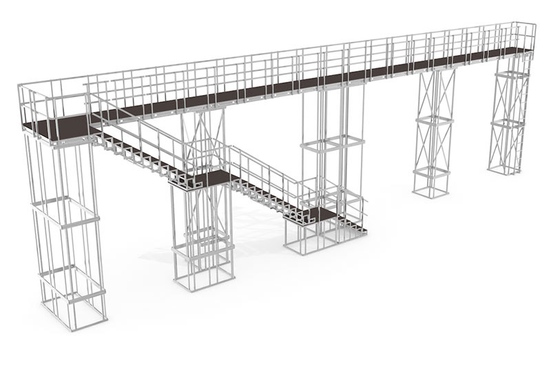 Bühnenbrücke